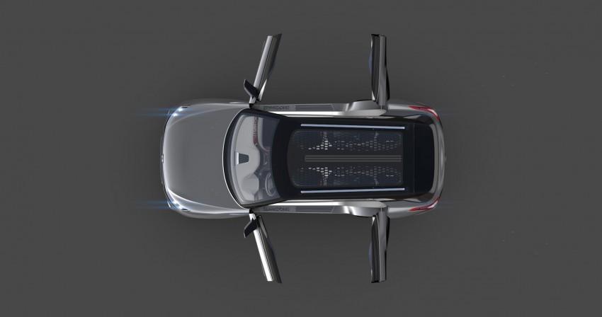 SsangYong XLV crossover concept gets Geneva debut Image #232666