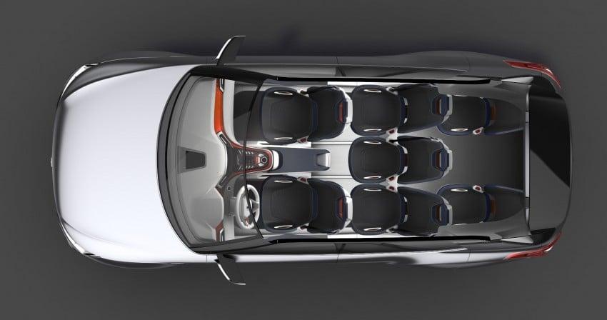 SsangYong XLV crossover concept gets Geneva debut Image #232657