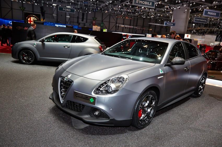 Alfa Romeo Giulietta QV gets 4C's 240 hp powertrain Image #234542