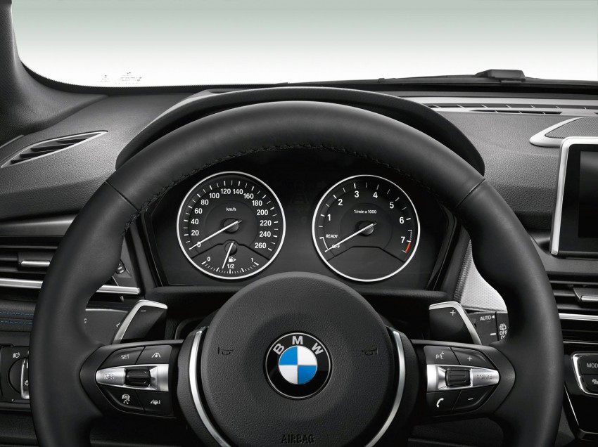 BMW 2 Series Active Tourer with M Sport package Image #237881