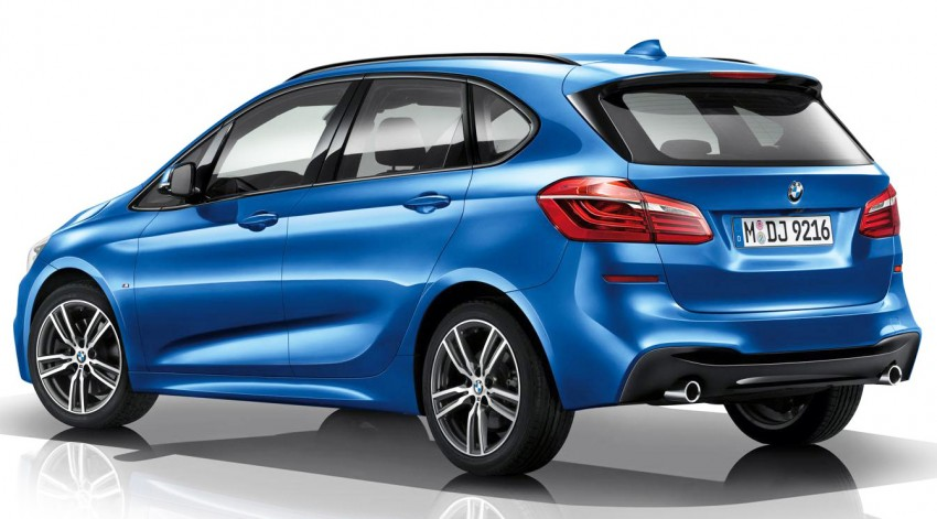 BMW 2 Series Active Tourer with M Sport package Image #237873