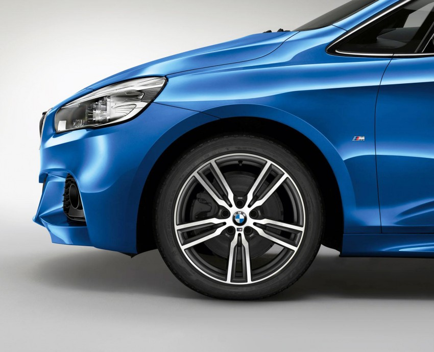 BMW 2 Series Active Tourer with M Sport package Image #237875