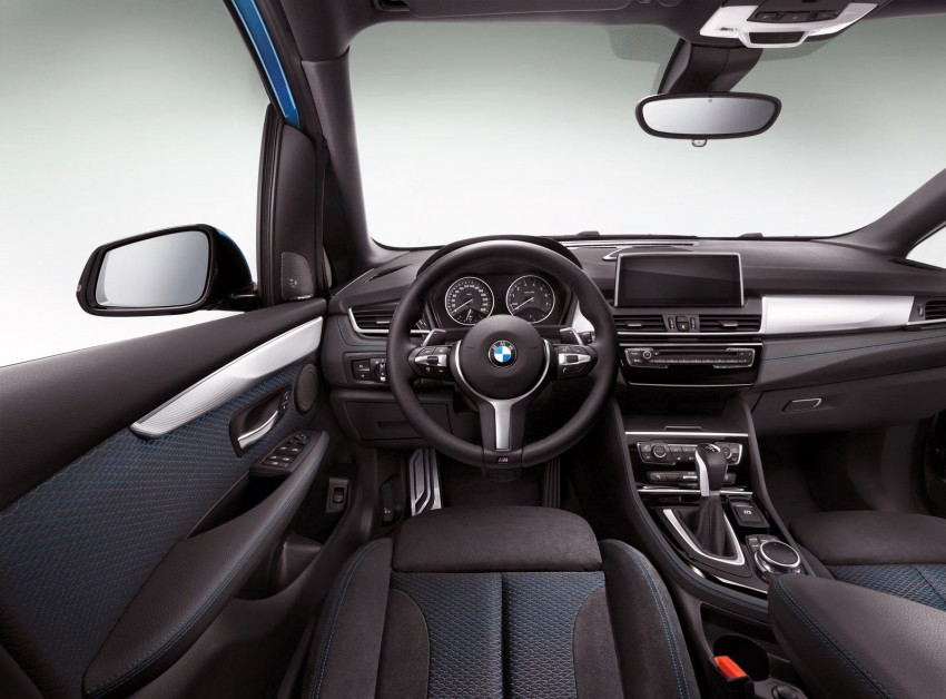 BMW 2 Series Active Tourer with M Sport package Image #237878