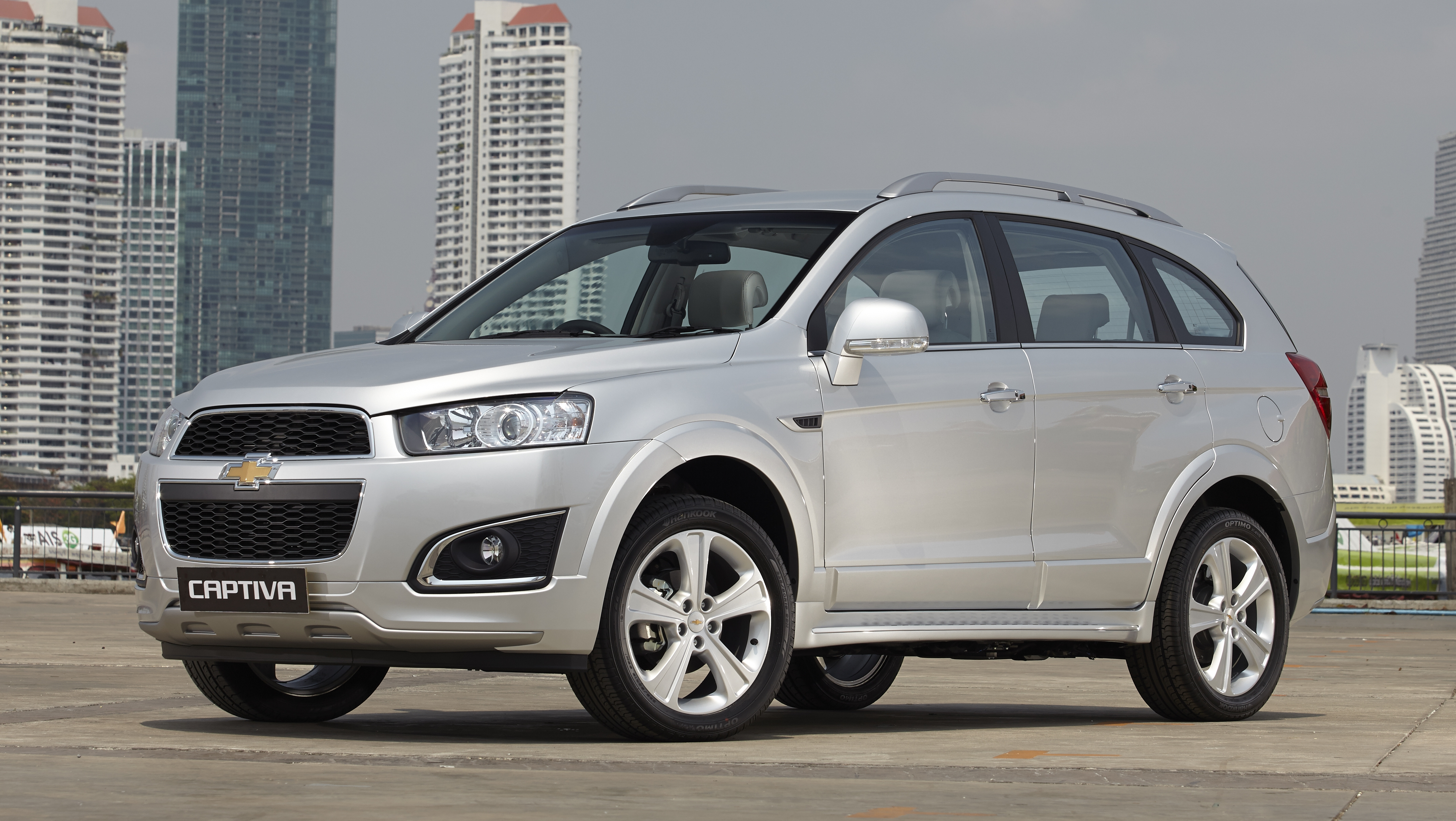 back to story 2014 chevrolet captiva makes its debut in bangkok. Cars Review. Best American Auto & Cars Review