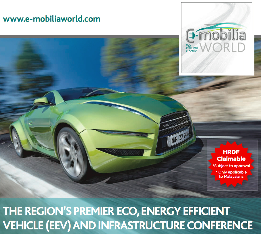 E mobilia world premier eco and eev conference returns to kl for Mobilia s a