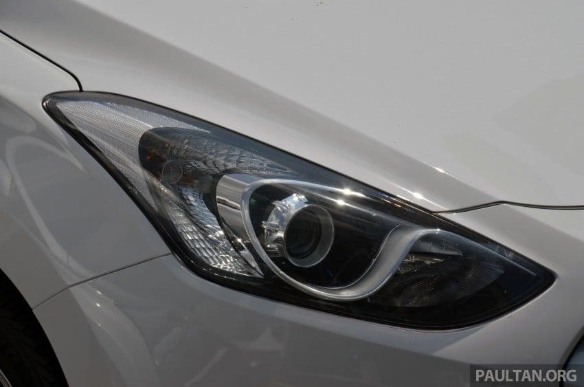Hyundai i30 hatchback arrives in M'sia – RM128k-133k Image #237623