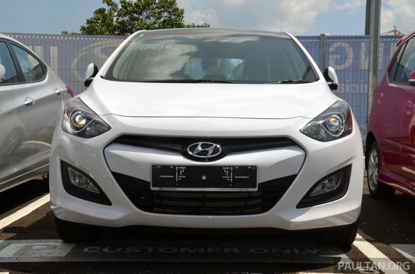 Hyundai i30 hatchback arrives in M'sia – RM128k-133k Image #237625
