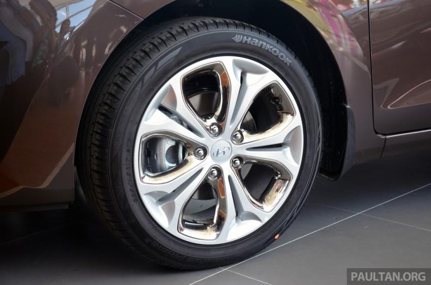Hyundai i30 hatchback arrives in M'sia – RM128k-133k Image #237627