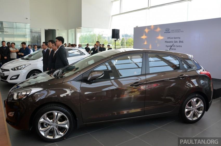 Hyundai i30 hatchback arrives in M'sia – RM128k-133k Image #237628