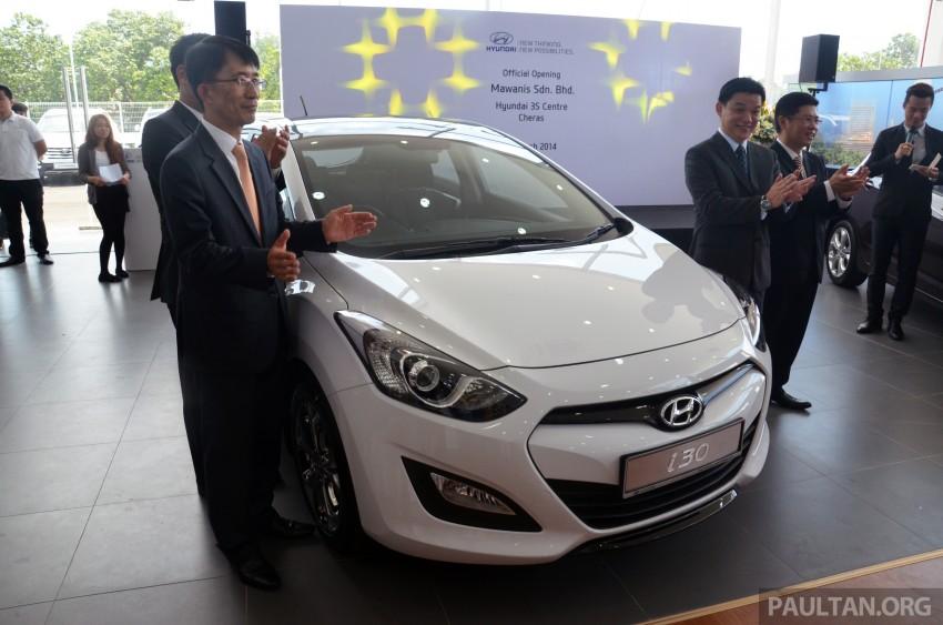 Hyundai i30 hatchback arrives in M'sia – RM128k-133k Image #237633