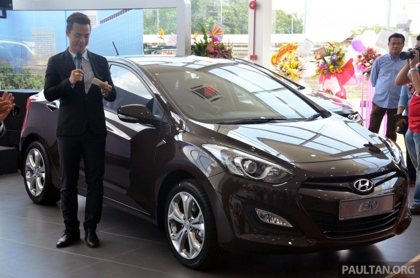 Hyundai i30 hatchback arrives in M'sia – RM128k-133k Image #237634