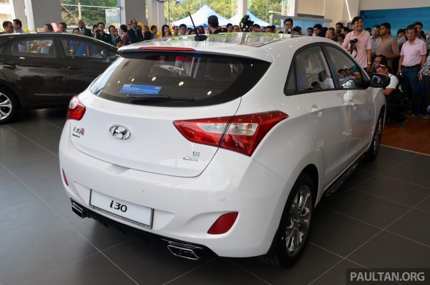 Hyundai i30 hatchback arrives in M'sia – RM128k-133k Image #237639