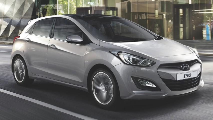 Hyundai i30 hatchback arrives in M'sia – RM128k-133k Image #237570