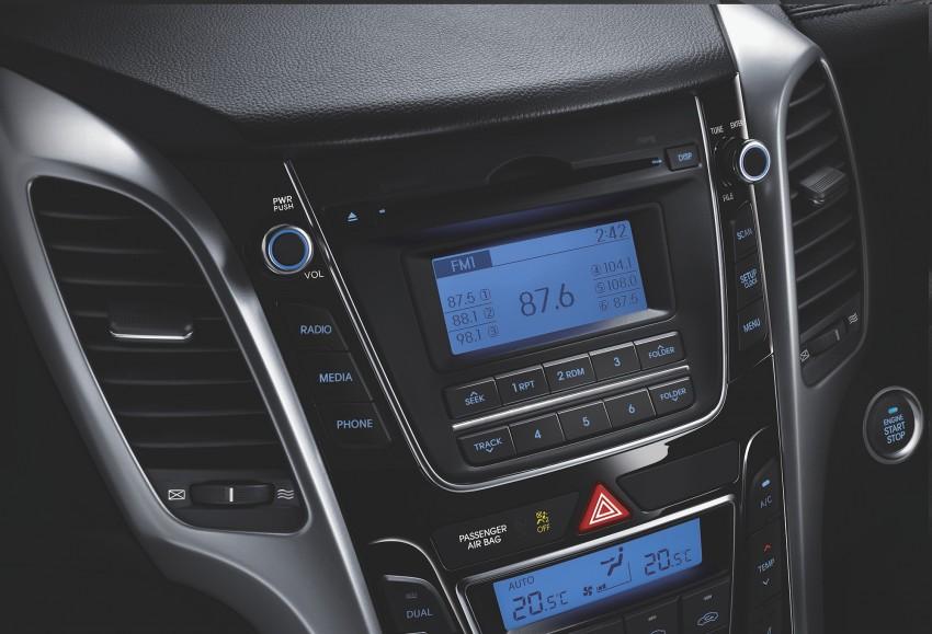 Hyundai i30 hatchback arrives in M'sia – RM128k-133k Image #237577