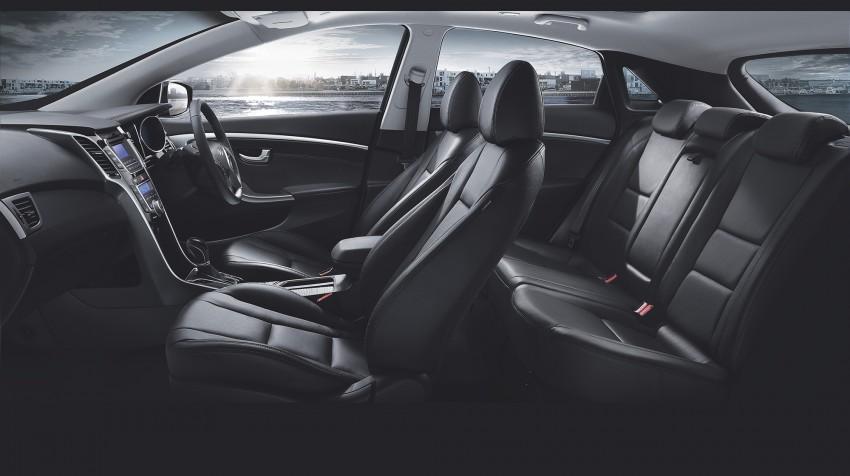 Hyundai i30 hatchback arrives in M'sia – RM128k-133k Image #237578