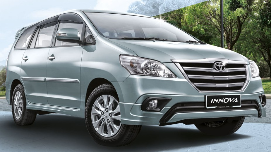 Toyota Innova facelift specs revealed – RM98k-111k Paul ...