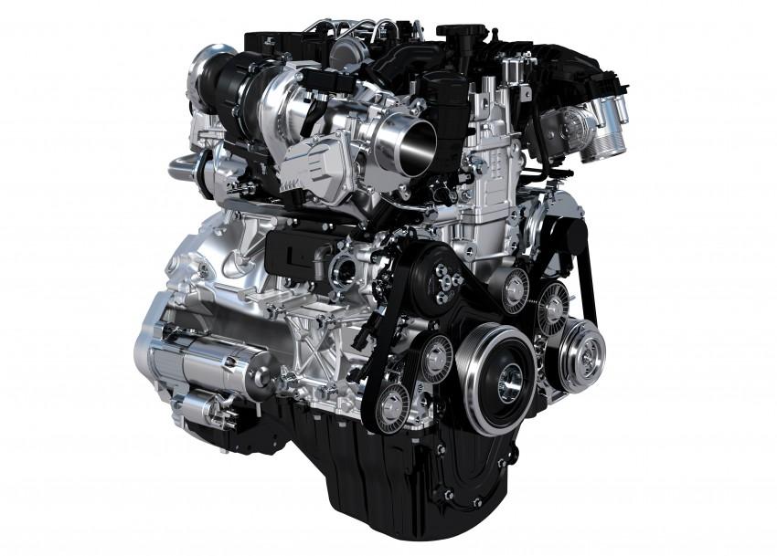 Jaguar XE officially announced – X-Type successor Image #232712