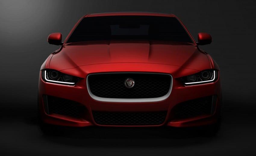Jaguar XE officially announced – X-Type successor Image #232714