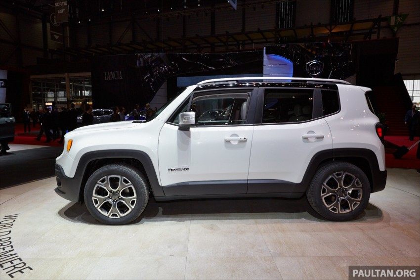 Jeep Renegade – like a Jeep, but not as we know it Image #232931