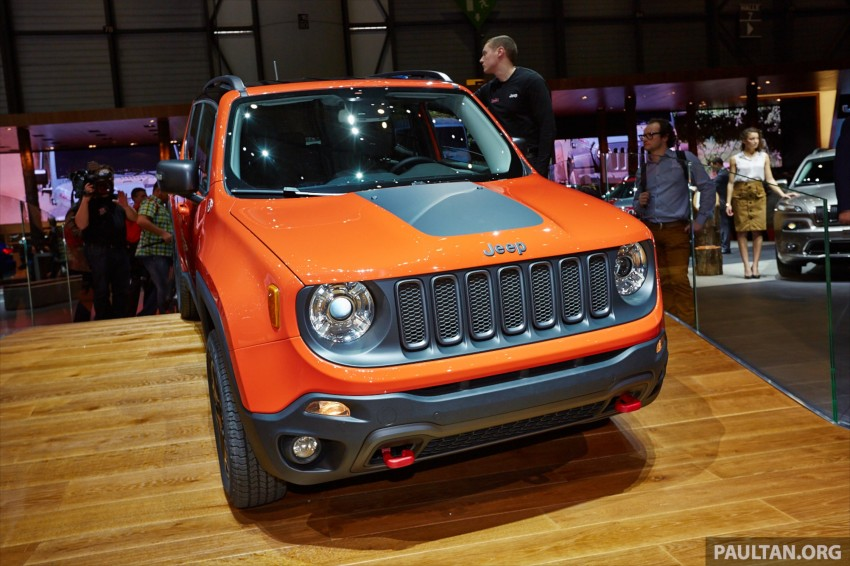 Jeep Renegade – like a Jeep, but not as we know it Image #232942