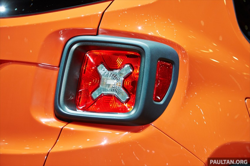 Jeep Renegade – like a Jeep, but not as we know it Image #232938