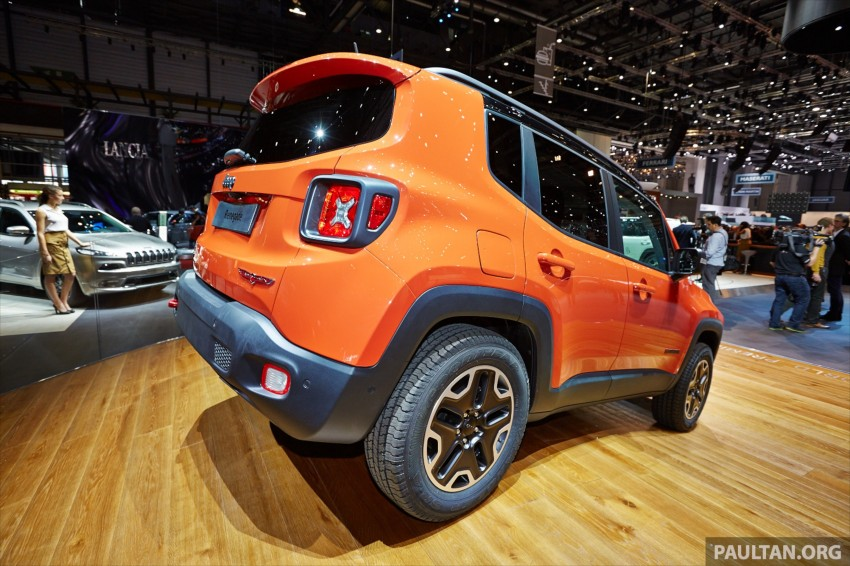 Jeep Renegade – like a Jeep, but not as we know it Image #232939