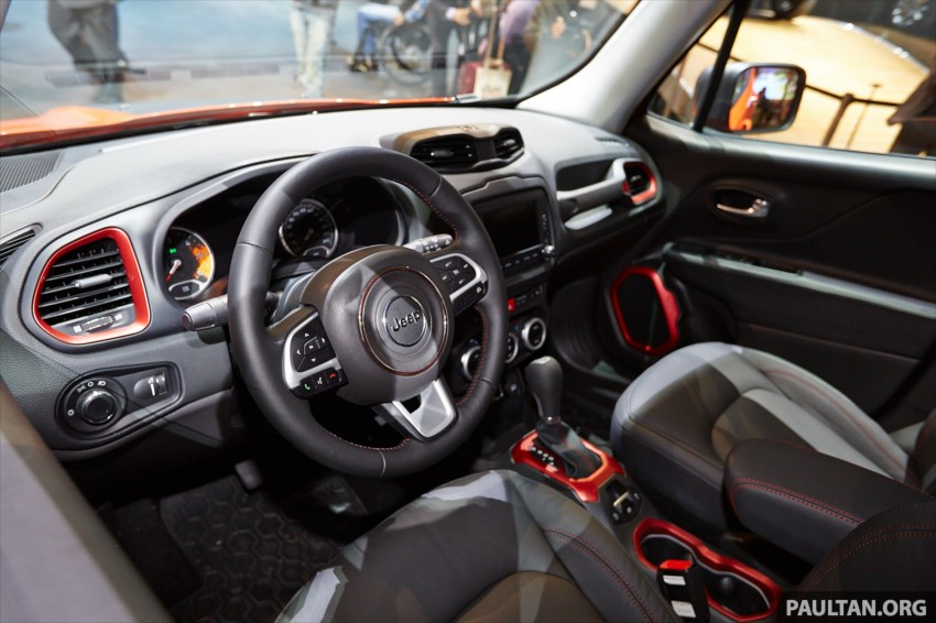 Jeep Renegade – like a Jeep, but not as we know it Image #232933