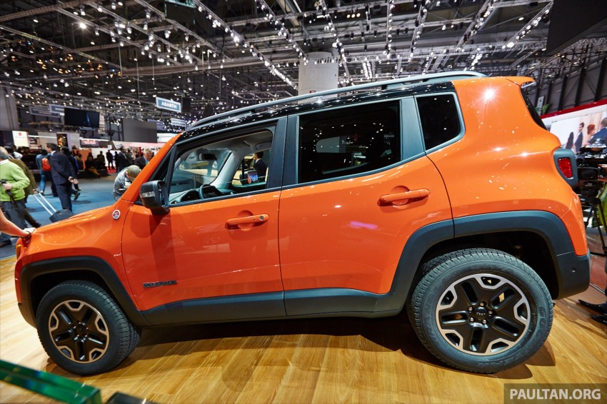 Jeep Renegade – like a Jeep, but not as we know it Image #232934
