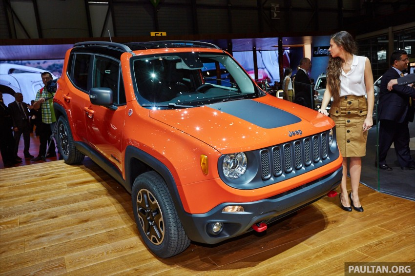 Jeep Renegade – like a Jeep, but not as we know it Image #232935