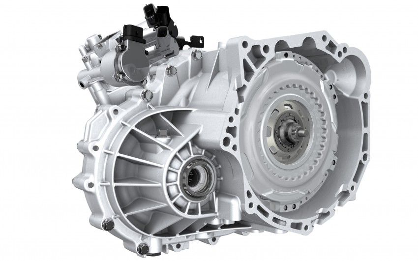 Kia seven-speed dual-clutch gearbox unveiled Image #232598
