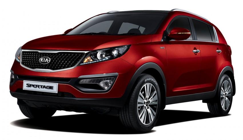 Kia Sportage facelift launched – Nu 2.0L, RM138,888 Image #234950