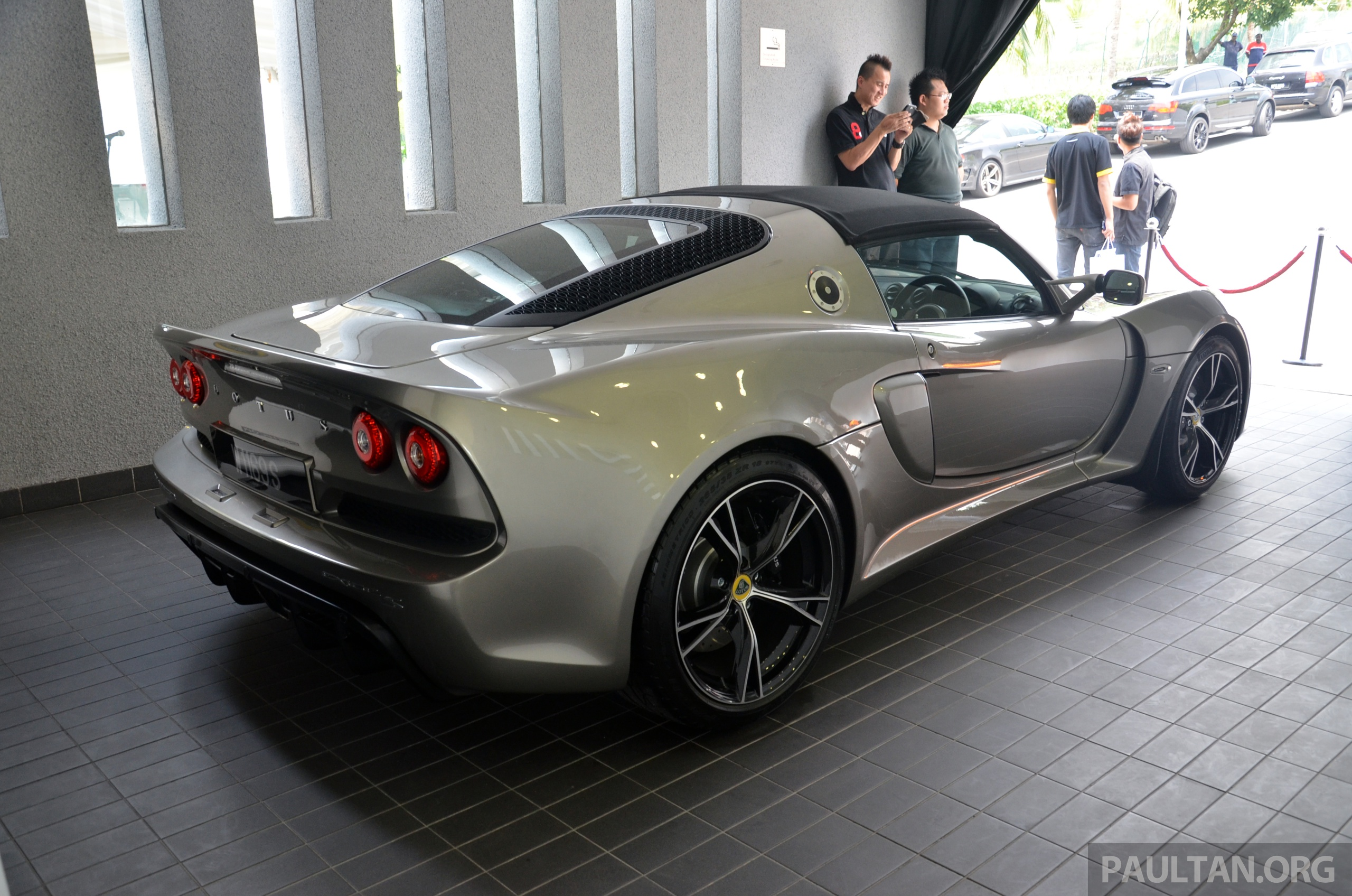 Lotus Exige S Roadster launched – from RM457k Paul Tan - Image 237498