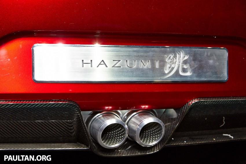 Mazda Hazumi Concept previews next-gen Mazda 2 Image #232732