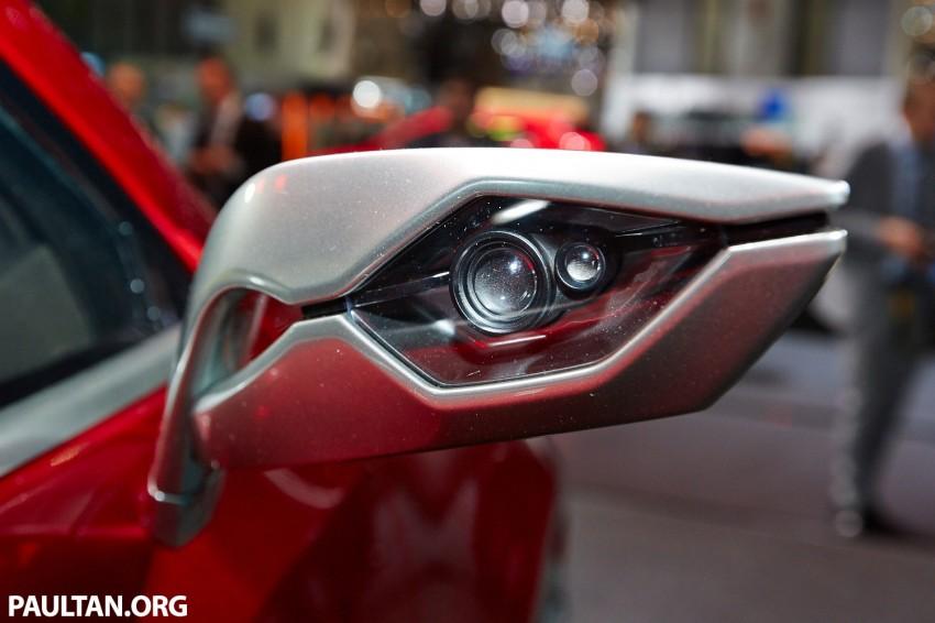 Mazda Hazumi Concept previews next-gen Mazda 2 Image #232735