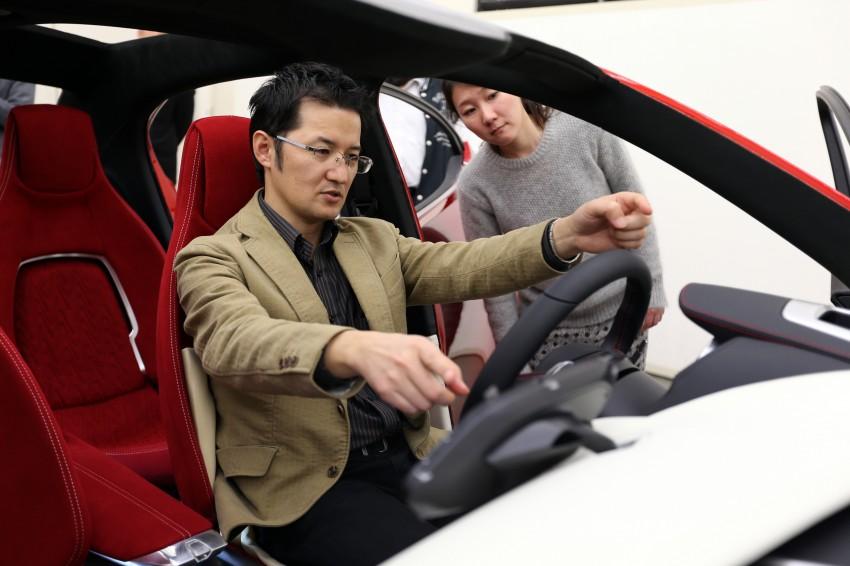 Mazda Hazumi Concept previews next-gen Mazda 2 Image #233127