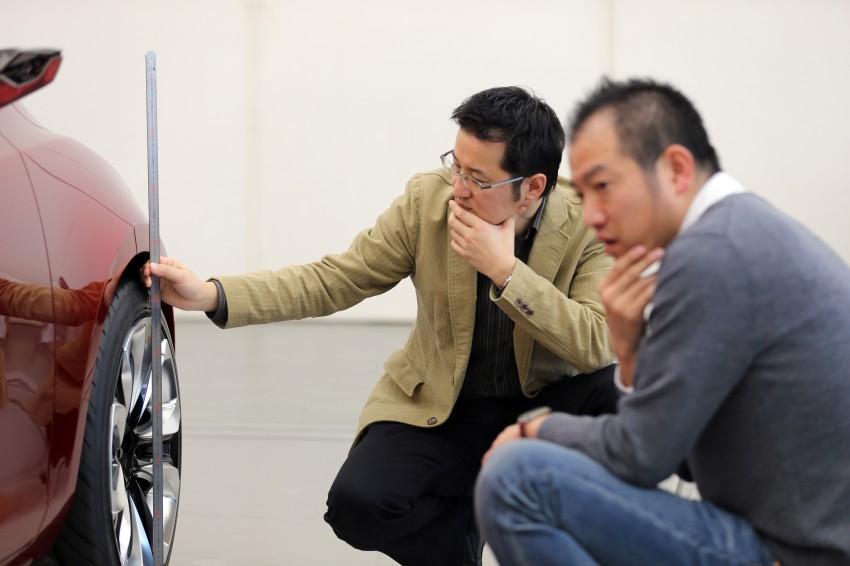 Mazda Hazumi Concept previews next-gen Mazda 2 Image #233132