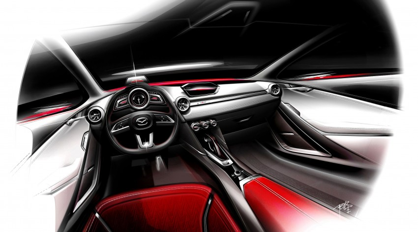 Mazda Hazumi Concept previews next-gen Mazda 2 Image #233134