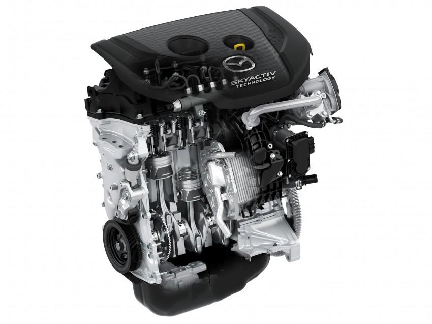 Mazda Hazumi Concept previews next-gen Mazda 2 Image #233135