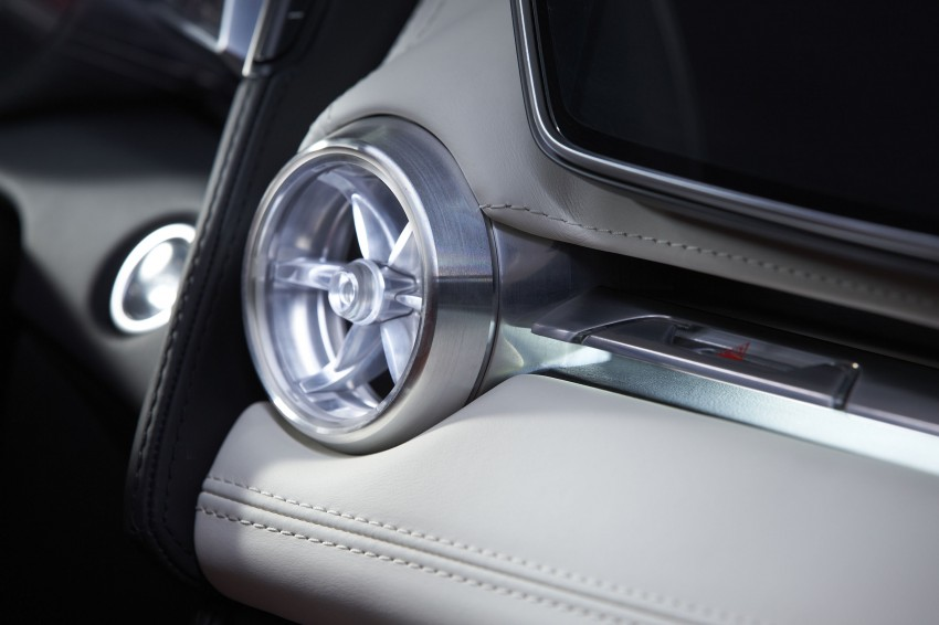 Mazda Hazumi Concept previews next-gen Mazda 2 Image #233138