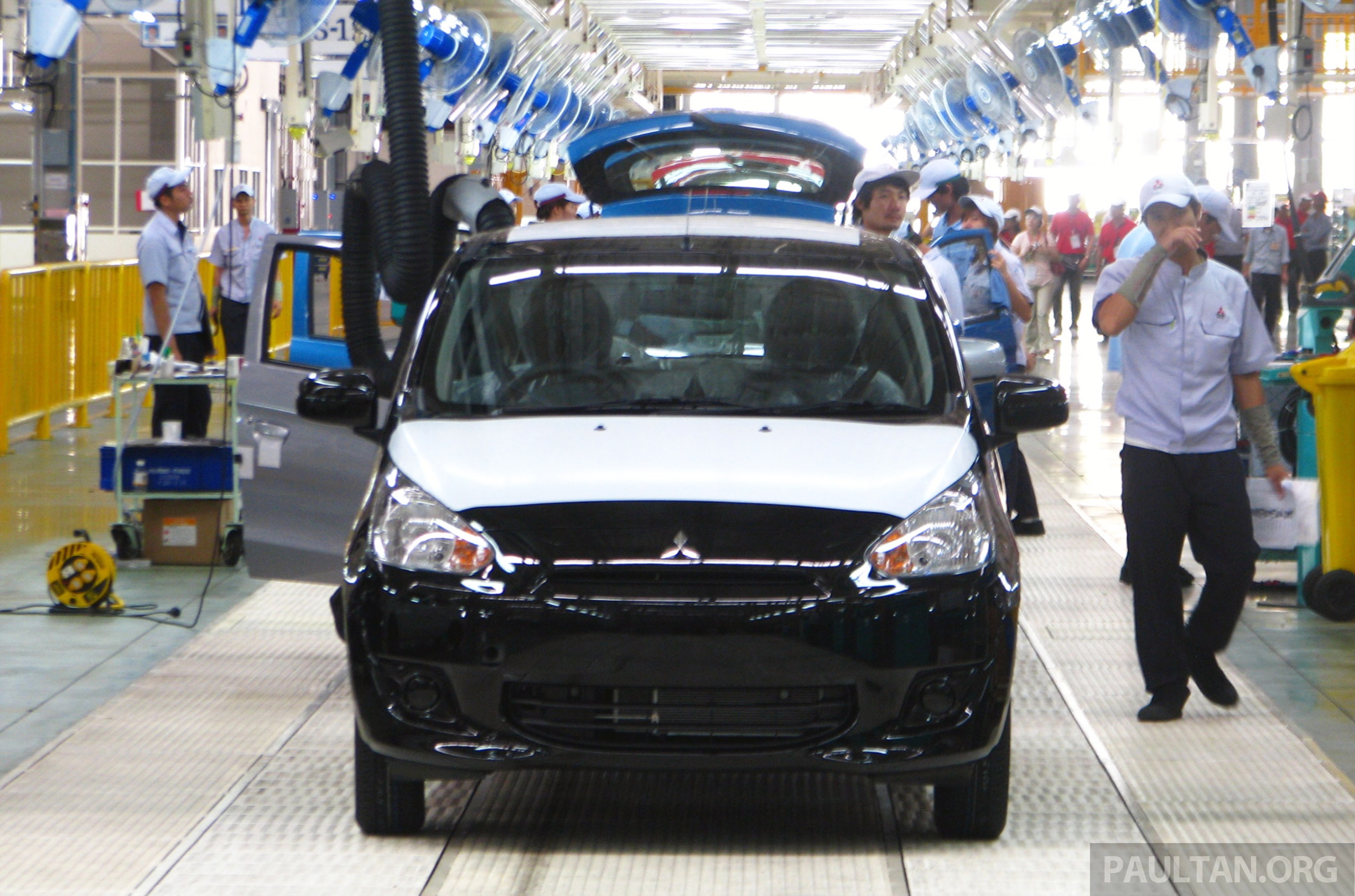 Mitsubishi Acquires Ford Factory In The Philippines