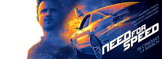Winners of the Driven Movie Night contest to catch Need For Speed tonight, ahead of Malaysian premiere Image #234747