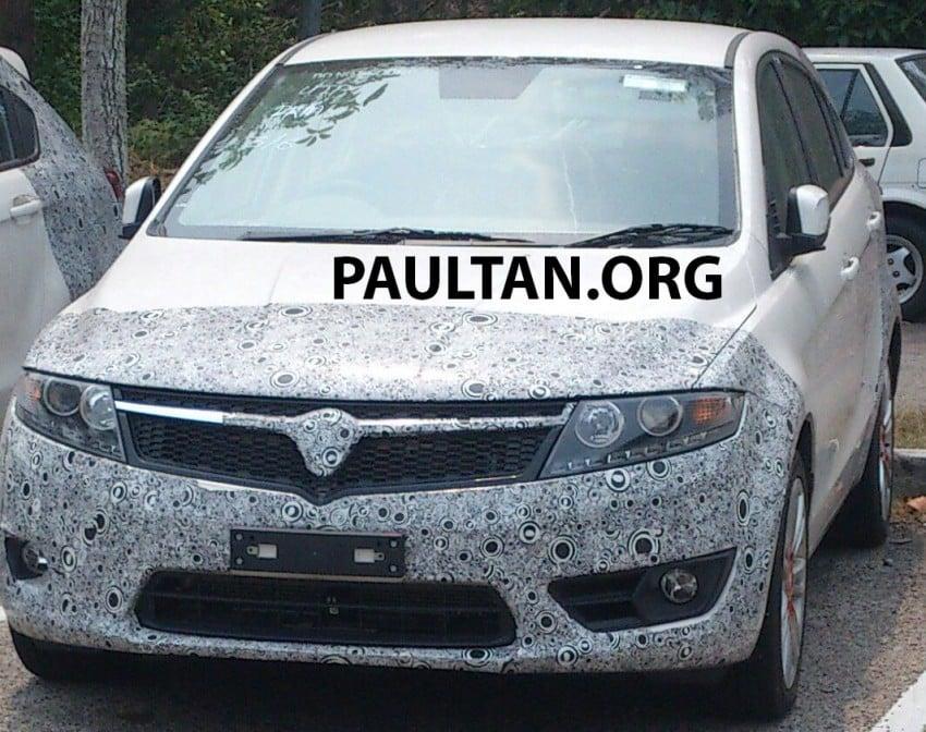 Proton Suprima S six-speed manual spotted in Perak! Image #232582