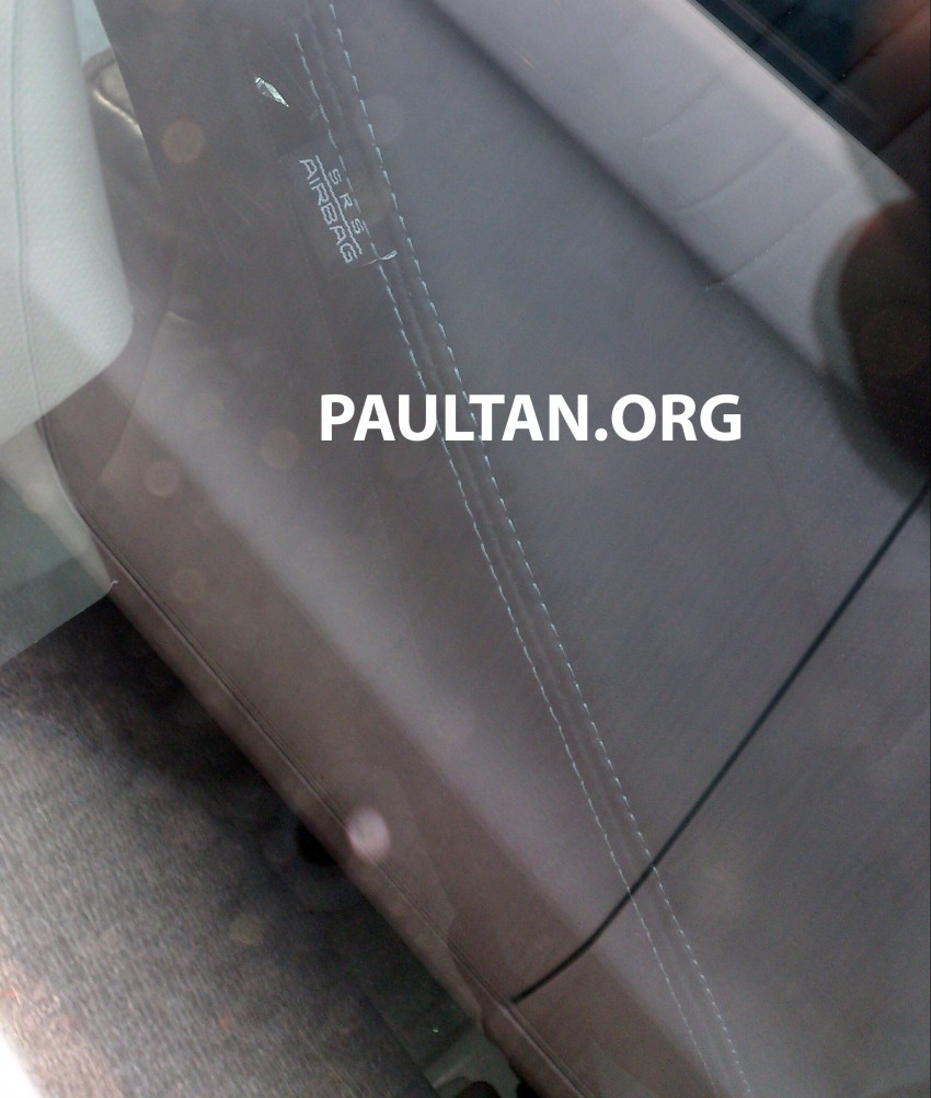 Proton Suprima S six-speed manual spotted in Perak! Image #232583