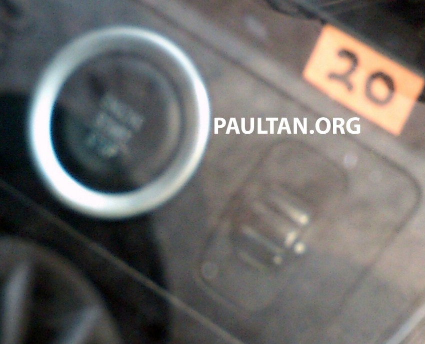 Proton Suprima S six-speed manual spotted in Perak! Image #232585