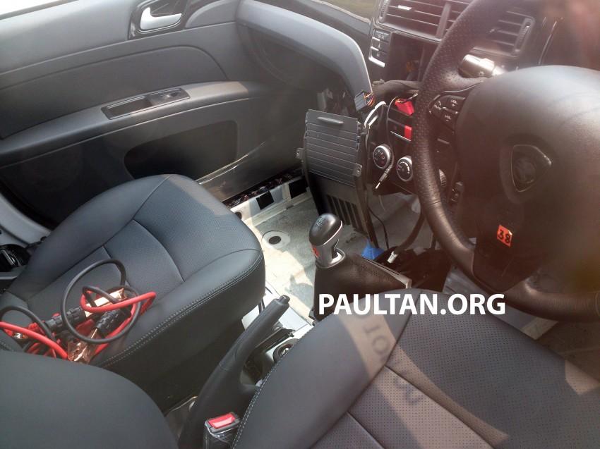 Proton Suprima S six-speed manual spotted in Perak! Image #232586