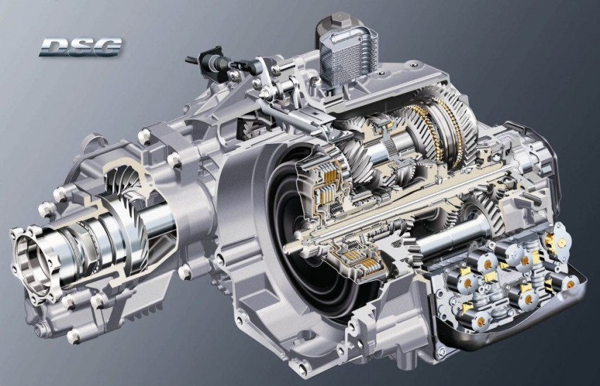 Dual-clutch transmissions: dry clutch on the way out? Image #235501