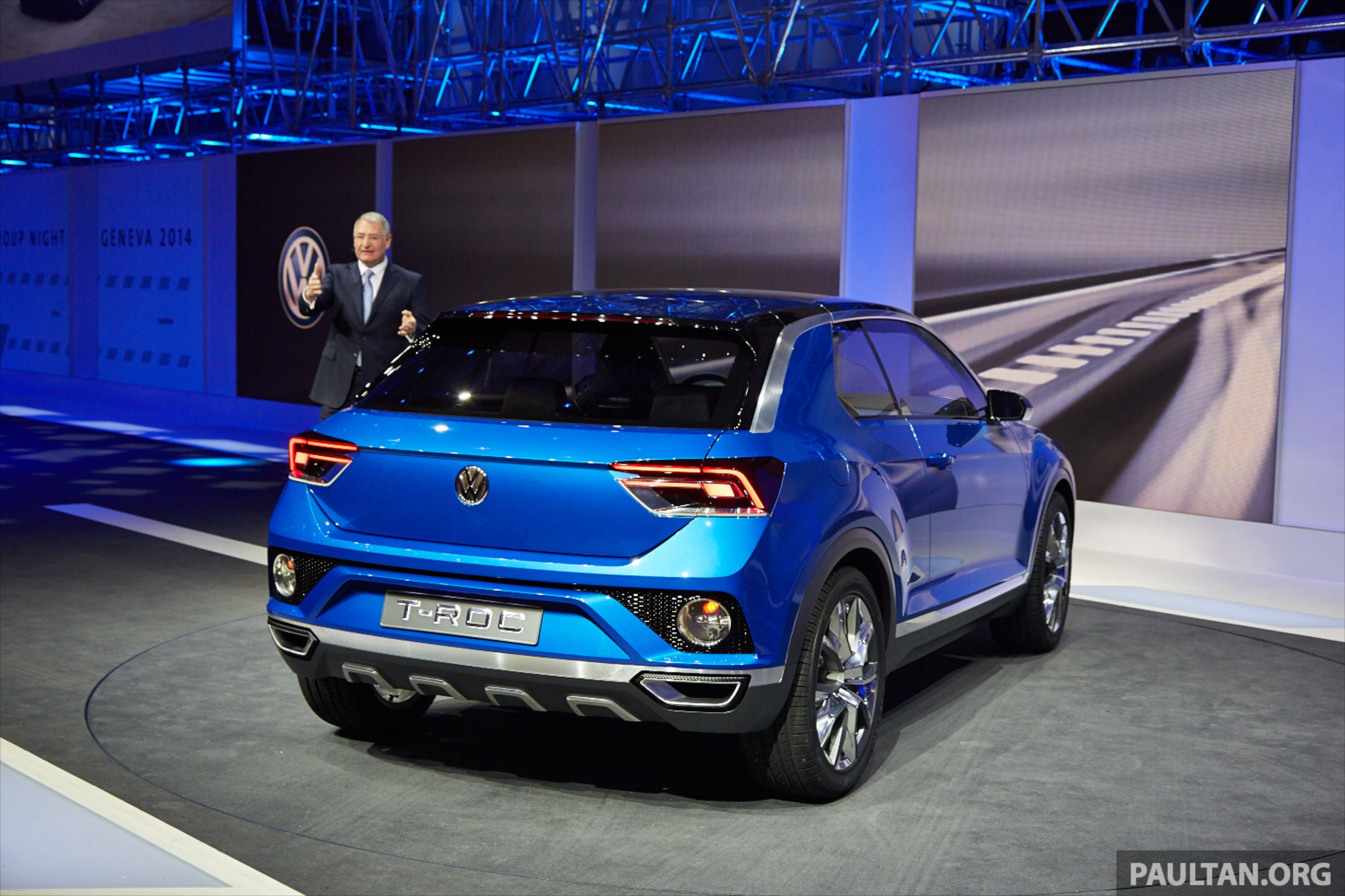 volkswagen t roc concept previews upcoming suv paul tan image 232476. Black Bedroom Furniture Sets. Home Design Ideas