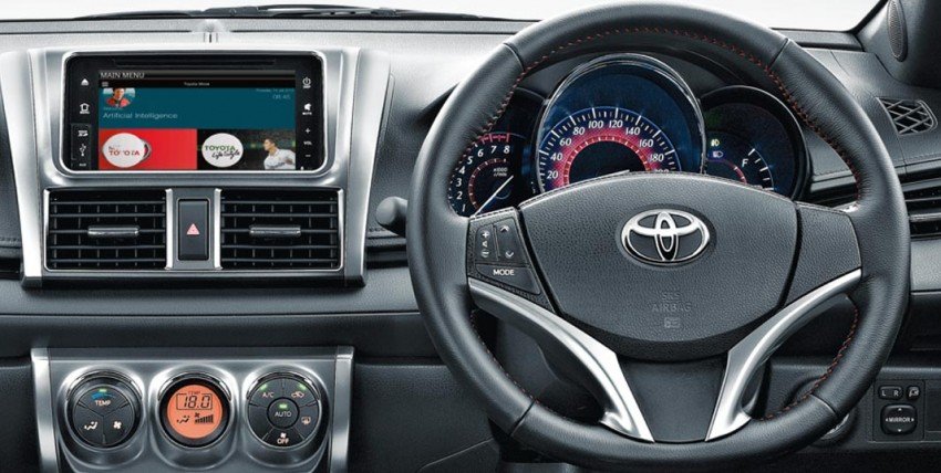 Toyota Yaris launched in Indonesia – 1.5L from RM63k Image #235567