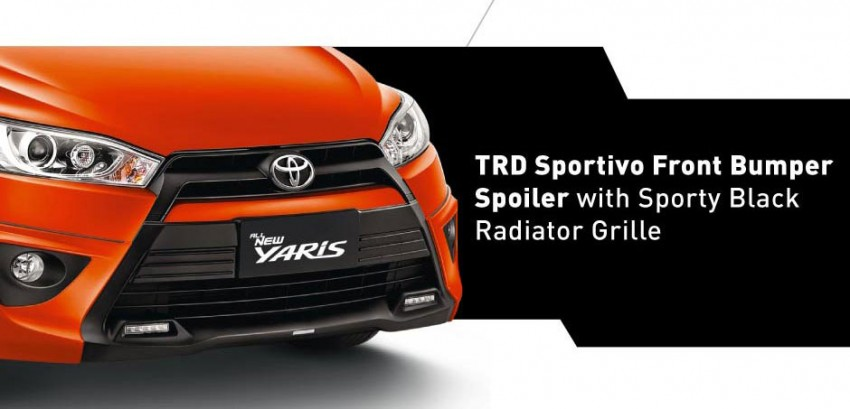 Toyota Yaris launched in Indonesia – 1.5L from RM63k Image #235571