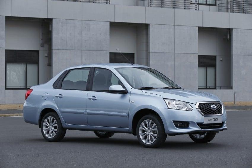Datsun on-DO sedan – based on Lada, made in Russia Image #240703